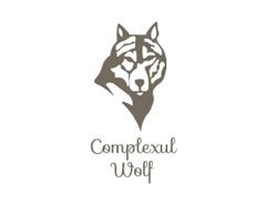 Complex Wolf Bran Logo