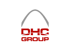 DHC Group Logo
